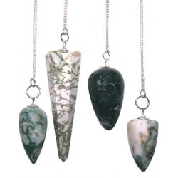Magic Pendulum - Tree Agate