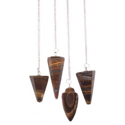 Magic Pendulum - Tiger Eye