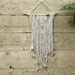 Macrame Wall Hanging - The...