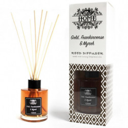 120ml Reed Diffuser - Gold,...