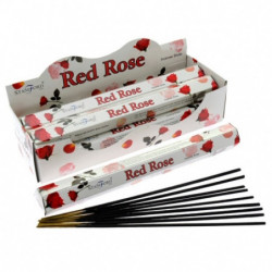 3 x packs - Red Rose...