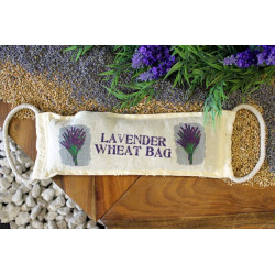 Natural Cotton Wheat Bags -...