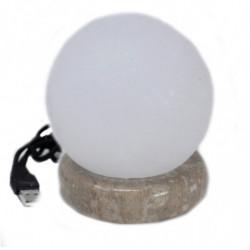 Quality USB Ball WHITE Salt...