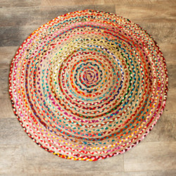 Round Jute and Recycled...