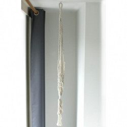 Macrame Pot Holder - Large...