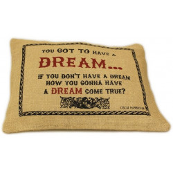 Dream - Washed Jute Cover...