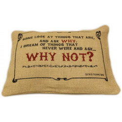 Why Not? - Washed Jute...