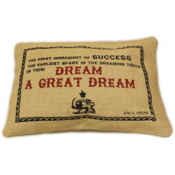 A Great Dream - Washed Jute...