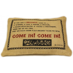 Come In! - Washed Jute...