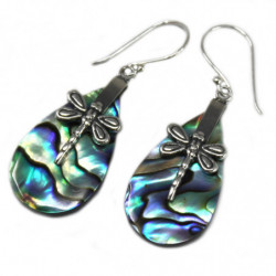 Abalone - Dragonflies -...