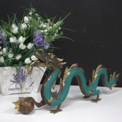 Fengshui - Med Dragon with...