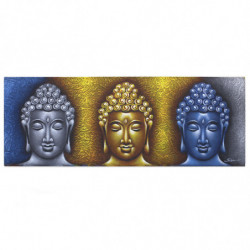 Buddha Painting - Three...