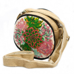 Eco Round Bag - Small - Cactus